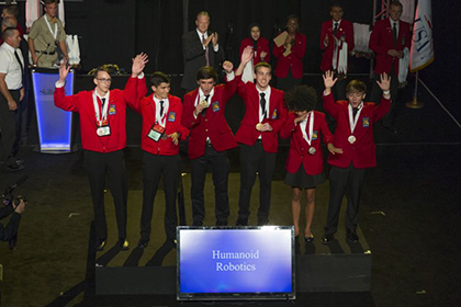 The 2017 Skills USA National Leadership and Skills Conference Competition Medalists announced